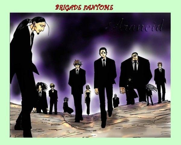 brigade fantôme hxh