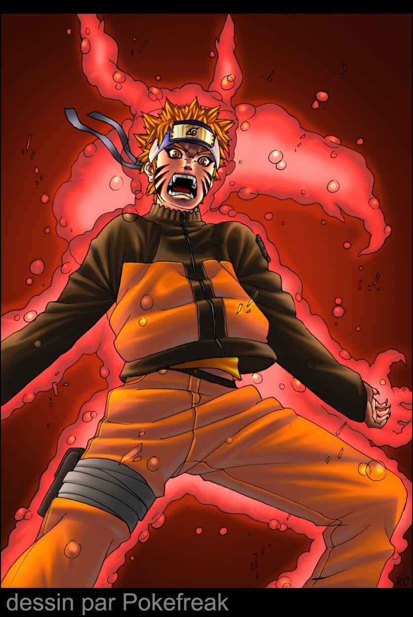 Naruto shippuden page 13 - Naruto renard ...