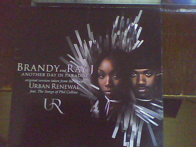 Brandy feat. Ray J - Another Day in Paradise (R&B version ...