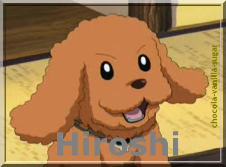 """Chocola et Vanilla """"Hiroshi"""""""